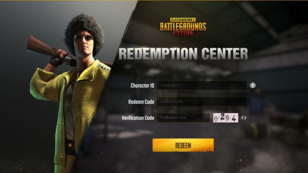 PUBG Mobile Redeem Codes, PUBG Mobile Redeem Center, PUBG Redeem Codes, Redemption Center, PUBG Mobile Free UC, PUBG Mobile Free Outfits, PUBG Mobile Free Skins, What is PUBG Mobile Redeem Codes, How to Use PUBG Mobile Redeem Codes, PUBG Mobile Latest Redeem Codes